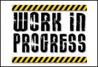 Progetti in lavorazione...